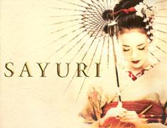 「SAYURI」パンフレット