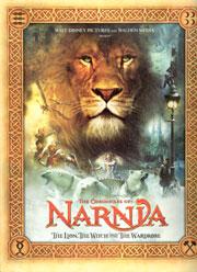 「ナルニア国物語 第1章ライオンと魔女」パンフレット