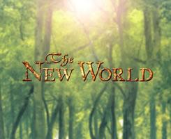 「ニュー・ワールド」パンフレット