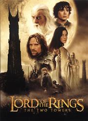 「ロード・オブ・ザ・リング 二つの塔」パンフレット