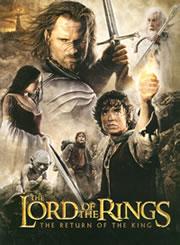 「ロード・オブ・ザ・リング 王の帰還」パンフレット