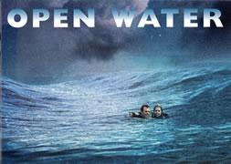 「オープン・ウォーター」パンフレット