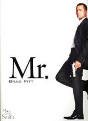 「Mr. & Mrs. スミス」パンフレット
